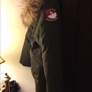Canada weather gear Size Small 8 Youth